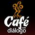 Apresentação do logo Café com diálogo