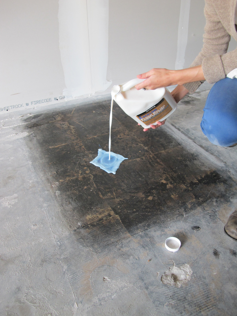 How to remove tile mastic from concrete floor images home mastic floor tile image collections tile flooring design ideas brooklyn to west sepia concrete and black dailygadgetfo Gallery