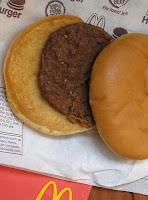 McDonald's usa amônia para fazer hambúrguer com sobra de carne
