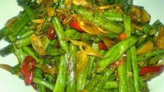 Resep Masakan Tauco Kacang Panjang Spesial