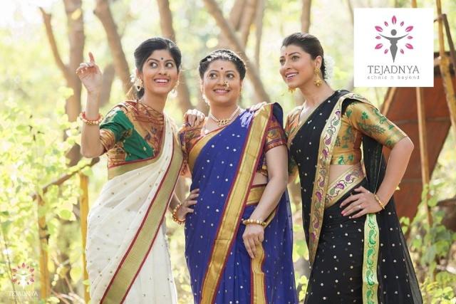 Tejaswini Pandit Created A Fashion Brand 'Tejadnya'