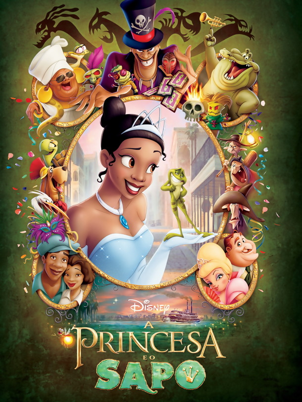A Princesa E O Sapo [PT/PT]