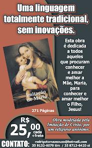 Livro - Imitação de Maria