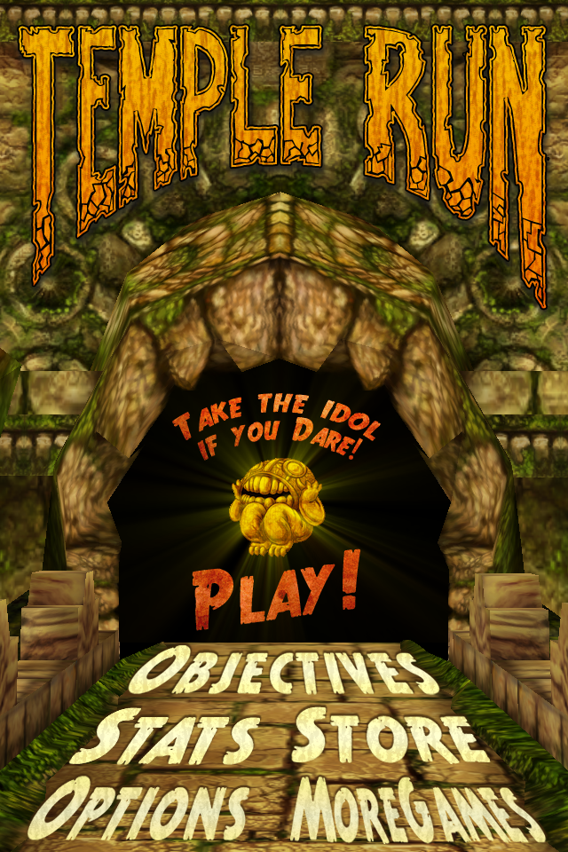 original temple run