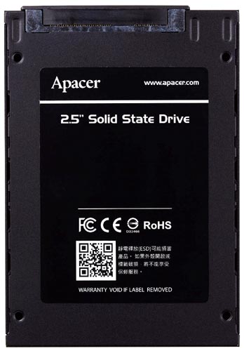 Apacer AS330 Panther SSD