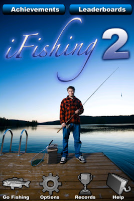 Game Iphone Fishing 2