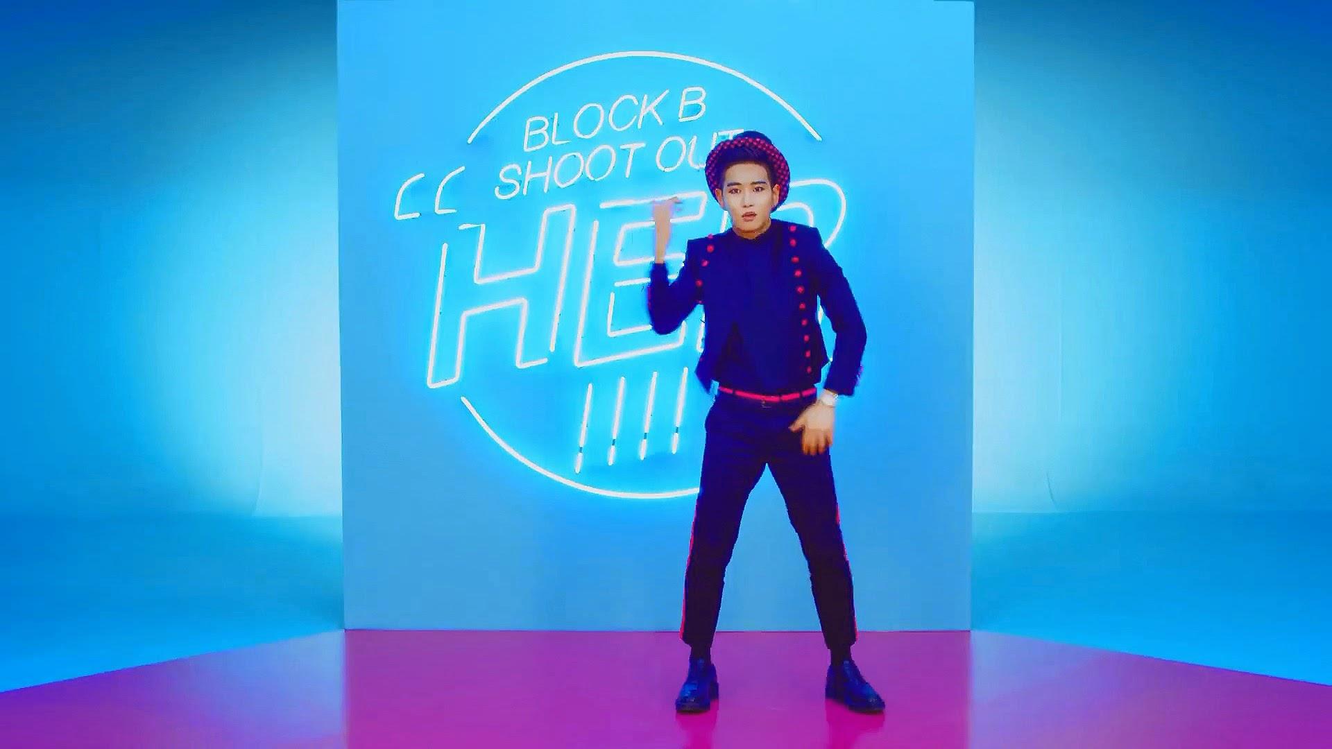 B Bomb Block B Very Good Block B B-Bomb Her