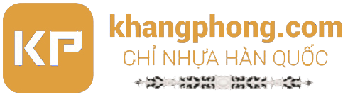 CÔNG TY KHANG PHONG - CHỈ NHỰA HÀN QUỐC