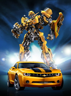 Bumblebee - Chevrolet Camaro