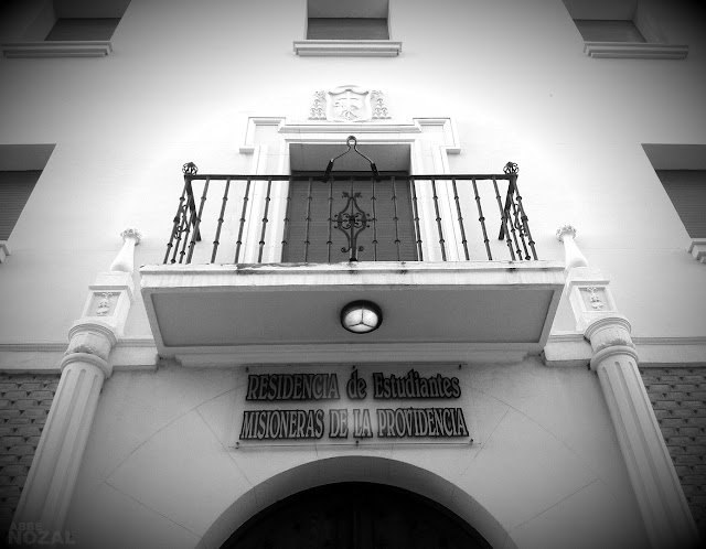 Rótulo Misioneras providencia, 2012 (cc) Abbé Nozal