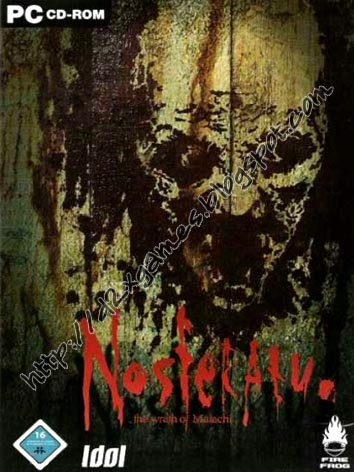 Free Download Games - Nosferatu The Wrath Of Malachi