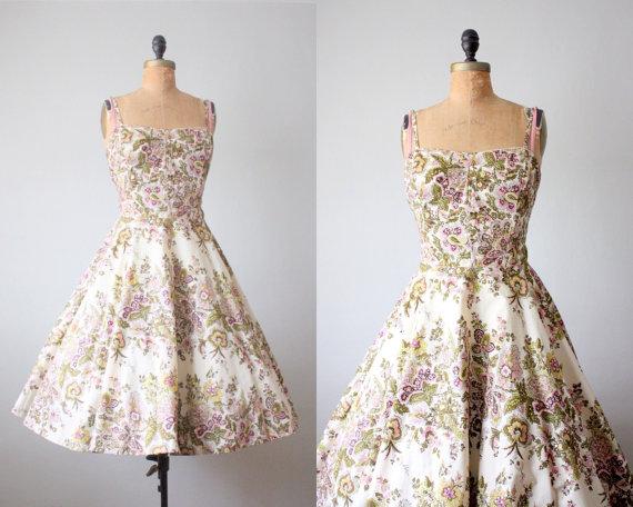 Vintage Garden Party Dresses Women S Evening Dresses