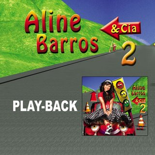 Aline Barros - e Cia 2 (Playback)