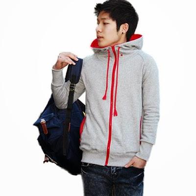 korean jacket man