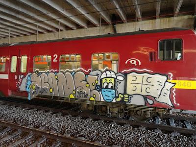 graffiti STU LMC