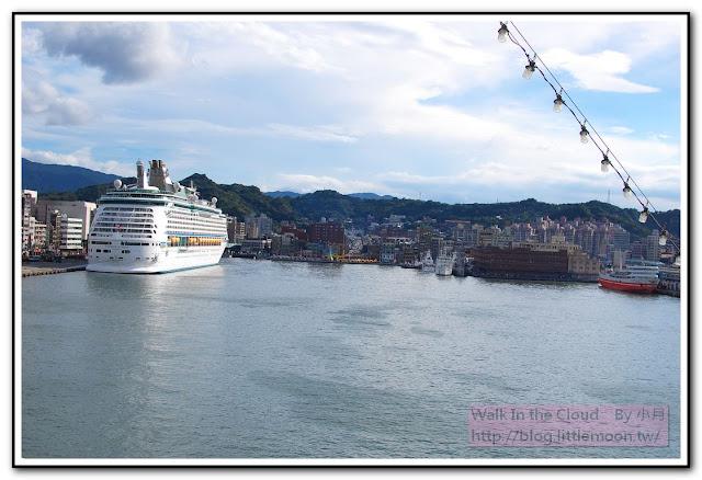 亞洲最大艘的船 - 海洋航行者號