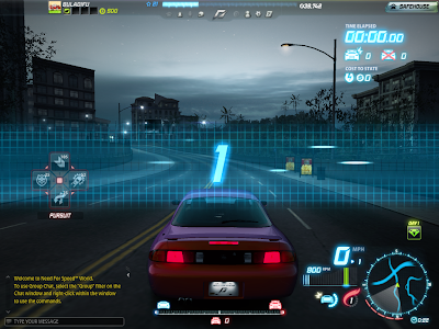 Need For Speed World - Pursuit Outrun