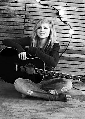 Singer, Avril Lavigne