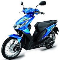 Daftar Harga Motor Second Honda