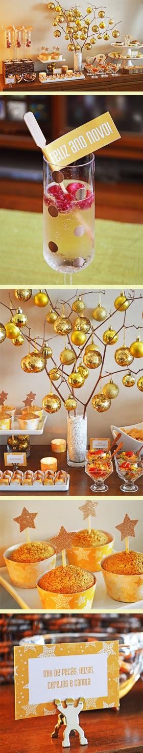 Festa de Réveillon/Festa Dourada