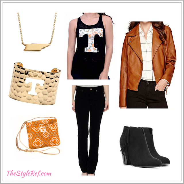 Tennessee Volunteers fashion