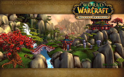 Game Terbaru 2012 World Of Warcraft : Mist Of Pandaria