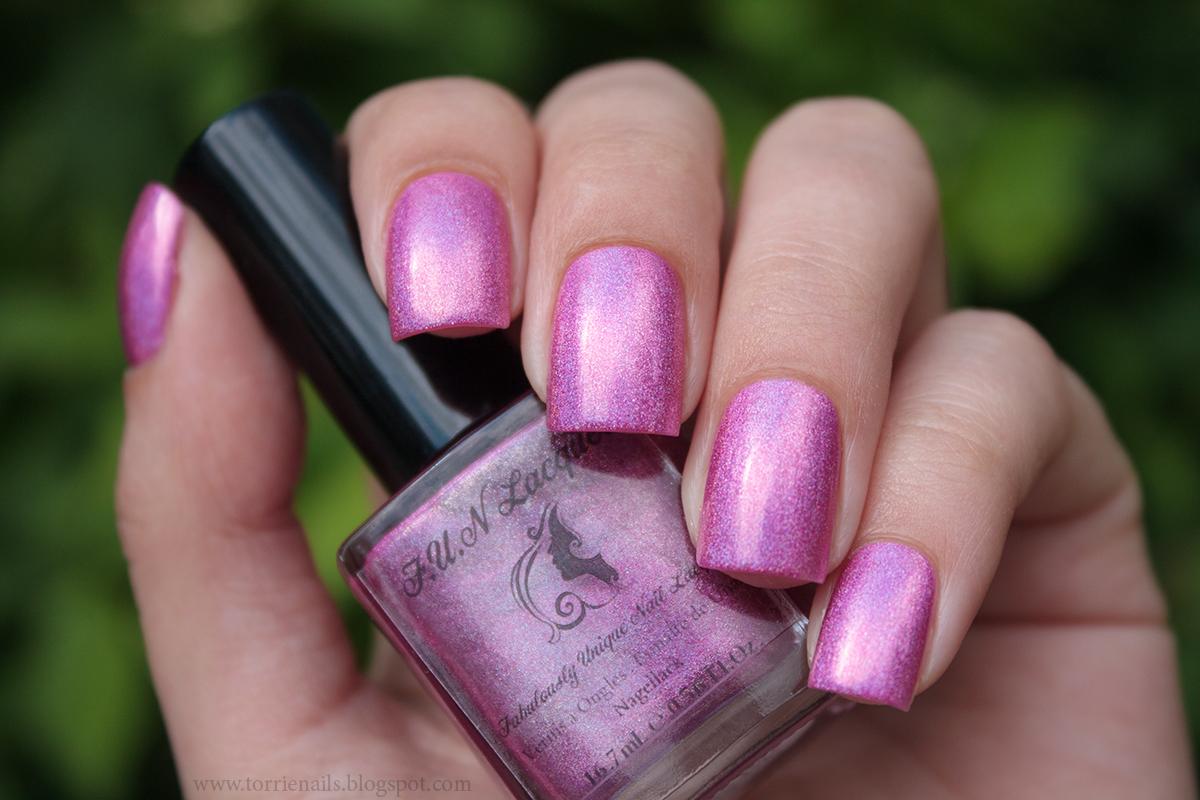 FUN Lacquer Uniform for summer bikini