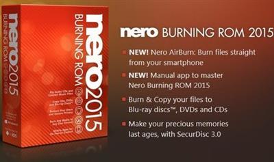 nero burning rom 2015 скачать бесплатно русская версия
