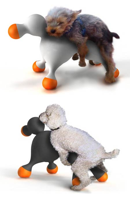 V E C C H I O B I P E D E: dog sex toy 1