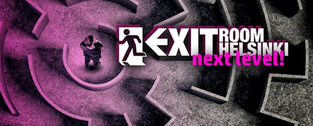 Exit Room Helsinki
