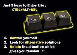 3 Keys to Enjoy Your Life