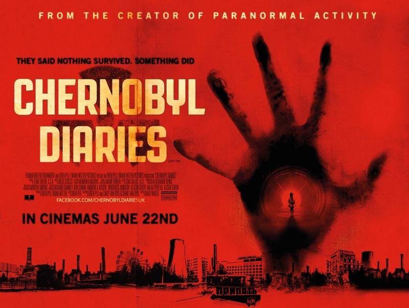 Chernobyl diaries movie mutants - photo#22