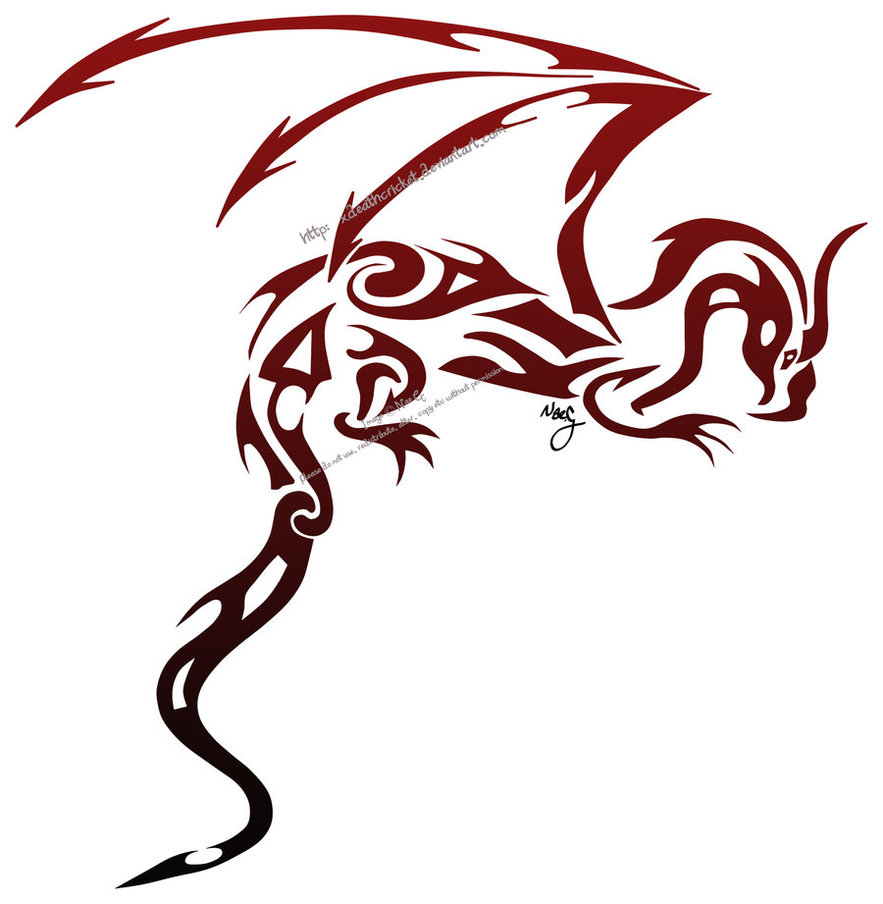 dungeon brawl gaming how about dragon tribal designs