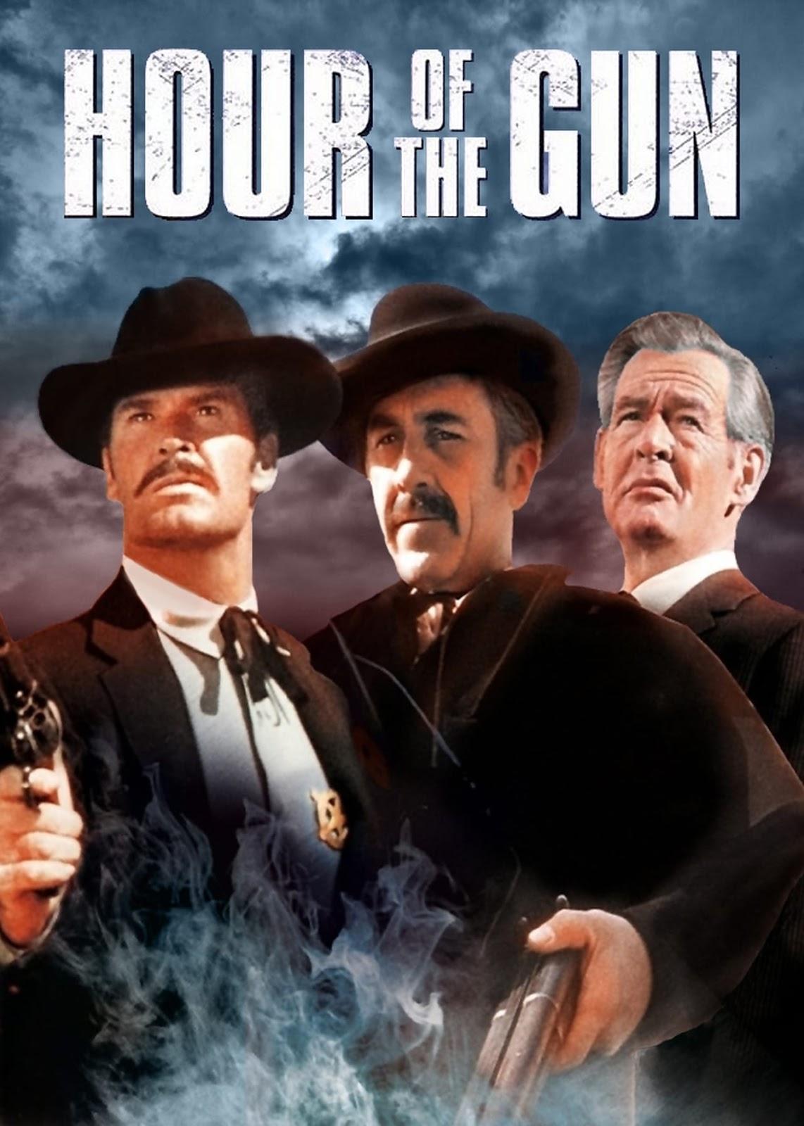 Hour of the Gun (1967) ταινιες online seires oipeirates greek subs