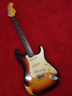 Fender Customshop ストラト