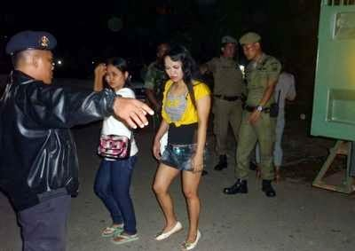 Bali residents to prepare for the invasion of prostitutes from Dolly Alley