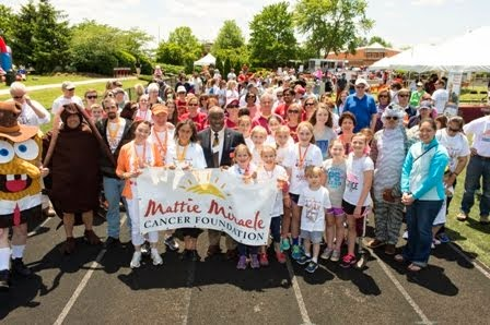 The Mattie Miracle Walk and Family Festival was a $55,000 success!!!
