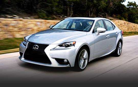 2016 Lexus IS 250 AWD