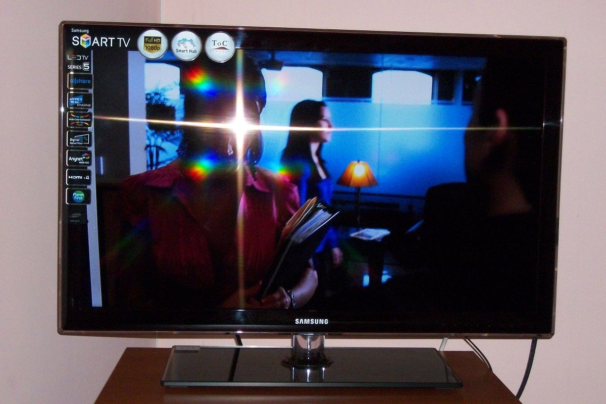 Samsung Led Un32d5500 Full Hd 1080p With Smarttv Samsung