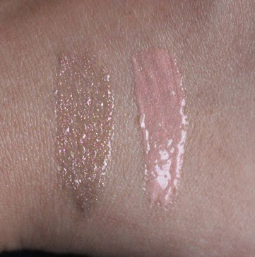 Illamasqua Sheer Ligloss in the shades OPULENT & EXQUISITE