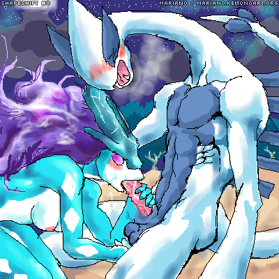 pokemon lugia naked