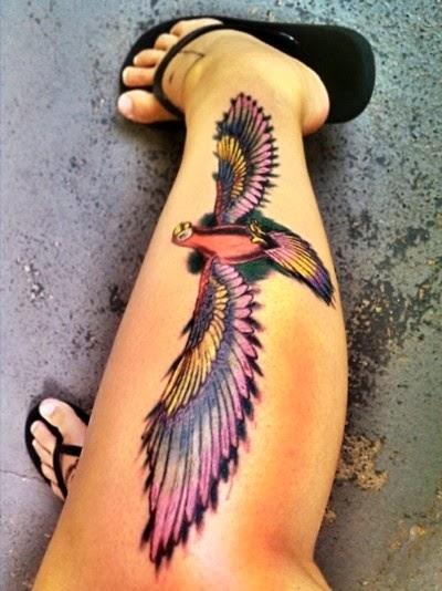 Birds Tattoo Design