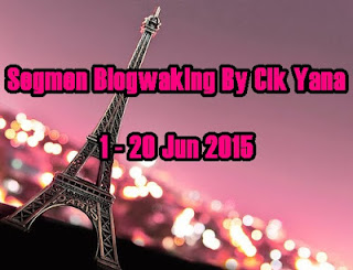 Segmen Blogwalking By Cik Yana