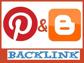 Blogger ile Pinterestten Faydalanmak / Backlink Elde Etmek