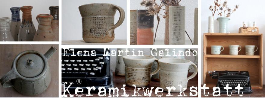 Keramik Elena Martin Galindo