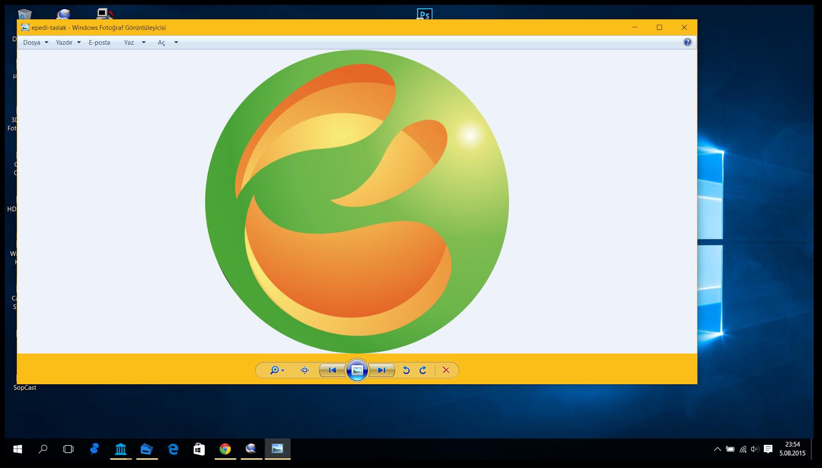 Windows 10 resim ve fax görüntüleyici açmak (Çözüm)