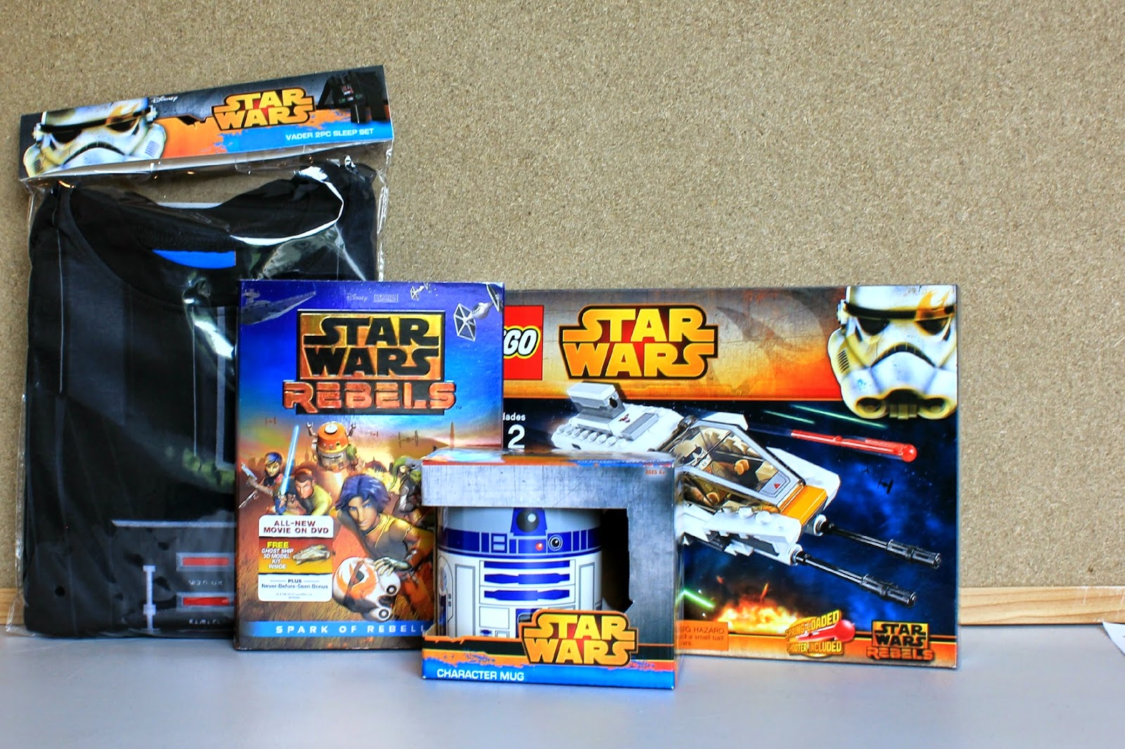 Become part of the rebellion with Star Wars Rebels! #SparkRebellion #shop