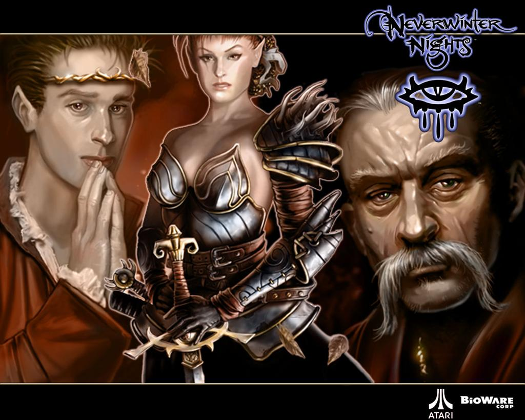 Neverwinter Nights HD & Widescreen Wallpaper 0.161835973407492