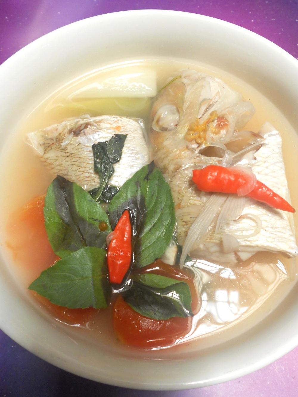Ikan Kuah Asam Manado