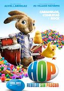 Sinopsis: El hijo del Conejo de Pascuas es atropellado accidentalmente por . hop rebelde sin